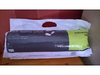 Duck feather pillow ..new...from Marks and Spencer