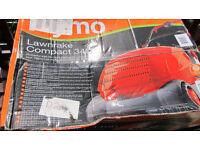Lawn Raker FLYMO Compact 3400 new