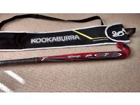 Slazenger hockey stick,carry bag and ball