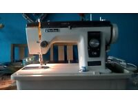 Excellent Condition Janome New Home 360 Semi Industrial Sewing Machine