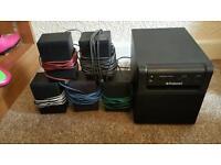 Polaroid Surround Sound Speaker System