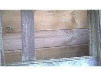 Outdoor posts