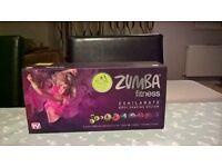 7 Zumba dvd set