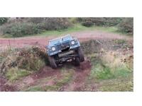 Landrover 88ins hybrid off roader tax exempt