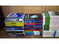 Various University and CFA textbooks