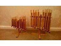 2 sets of Angklung