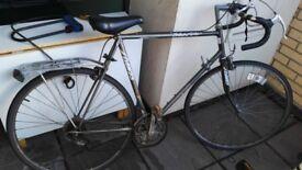 Vintage Dawes Racing Bike/ Good Condition / 14 gears / Lock included