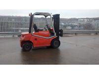 Forklift for sale. 2.5t Diesel.