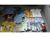 Boys 18-24 months summer bundle mostly next