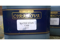 4 litres of water stain