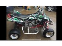 YAMAHA YFZ 450 ROAD LEGAL QUAD (2006) very clean very fast
