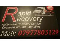 Breakdown recovery services 24 hours