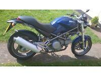 Ducati 600 monster 👾