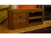 Wooden TV Unit with Draws