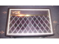 Vox Pathfinder 10w Bass Practice Amp