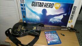 PS4 guitar controller