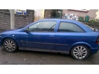 VAUXHALL ASTRA 1.6 SXI SPARES OR REPAIRS