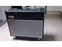 Vox Valvetronix AD100VT 100W 2x12 Guitar Combo Amp Amplifier with Footswitch