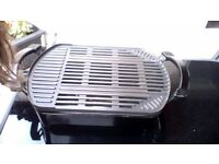 Electric Table Top Grill 1600W, for indoor or outdoor use, Excellent condition