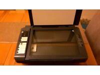 Epson DX7400 colour & black printer in v good condition.