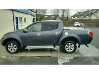 2009 MITSUBISHI L200 DI-D ANIMAL DOUBLE CAB