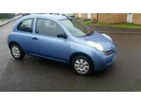 2004 nissan micra low miles