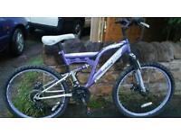 Teenage DUNLOP SPORT mountain bike for sale