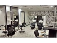 Hairdresser chairs to rent in Coleraine. £100/week