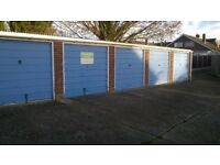 Secure lockup garage cheap storage for household or vehicle 24/7 access in ideal location in Royston