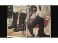 Chandra riding boots size 7