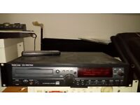 Tascam CD RW 700 Rack Mount