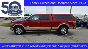 2014 Ford F-150 Lariat 4X4 | NAVIGATION | One Owner