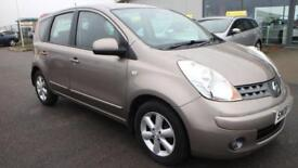 NISSAN NOTE 1.6 ACENTA 5d AUTO 109 BHP - Quality & Value Guaranteed (beige) 2008