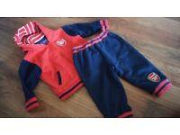 Baby boy's Arsenal outfit (set) 12-18 months