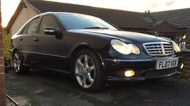 Mercedes c180 sport supercharged px swap