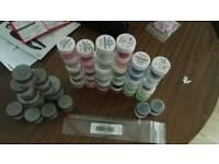 NSI acrylic powders job lot