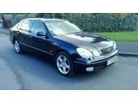2003 LEXUS GS300 3.0 SE AUTO *LPG* BLUE MOT AUG FULL HISTORY PRIVATE PLATE LOVELY LUXURY CAR
