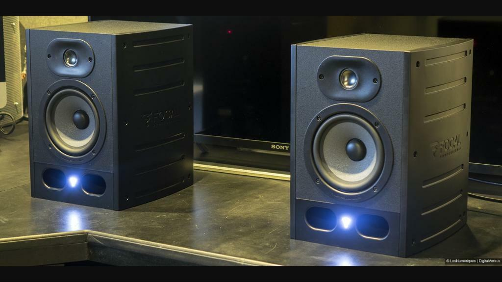 focal alpha 50 active studio monitor speakers in brighton east sussex gumtree. Black Bedroom Furniture Sets. Home Design Ideas