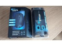BRAND NEW Roccat Lua USB Gaming Mouse and Taito Gaming Mouse Mat