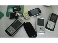Spare or repairs mobile phone/parts