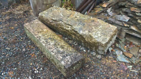 Granite steps/lintels for sale