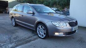2011 Skoda Superb Elegance Auto Estate 2.0 TDI (170 BHP)