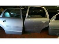 Vauxhall corsa doors off a 2005 5 door