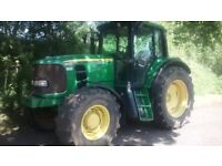 John Deere 6530 with 5600 hours