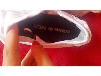 Adidas yeezy boost 350 v2 size 4 white/cream by Kanye West