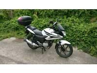 Honda CBF125 White 125cc