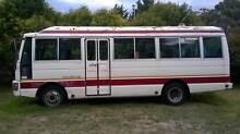 NISSAN CIVILIAN M 4.2L DIESEL BUS, MOTORHOME, CAMPER, TRANSPORTER Hallam Casey Area Preview