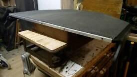 DAF XF 105 truck table
