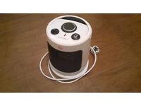 Silvercrest fan heater