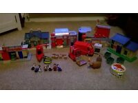 Bundle of postman pat toys